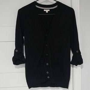 Sonoma • Button V-Neck Cardigan, Size M